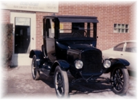 Model T Ford 1926