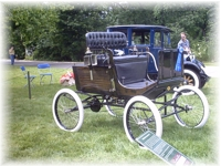1900 Mobile stanhope steamer
