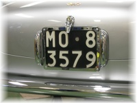 restored plate mount