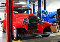 1932 Ford Vickie street rod